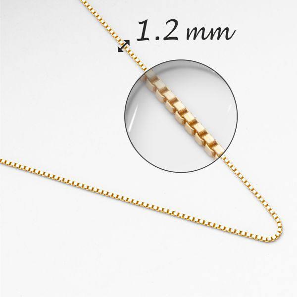 زنجیر ونیزی 1.2mm